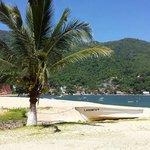 Beach at Yelapa (trip)