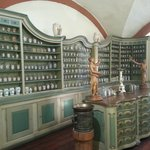 early pharmacy display