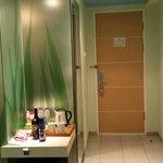 Pool Access Room 2143
