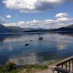 View Across Loch Linnhe (from room)