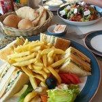 Pool Bar lunch