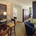 Privilege Suite Wohnbereich