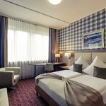 Mercure Hotel Kaiserhof Frankfurt City Center