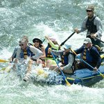 Rafting Salmon River July 2014