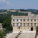View from the Popes' Palace
