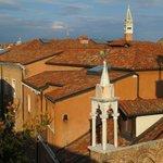 View across Venetian Rooftops