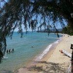 plage du Nikki à Lipa Noi