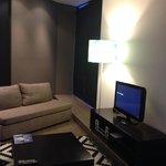 Room 603 Lounge Area