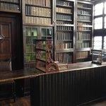 Le musée Plantin-Moretus : une salle historique