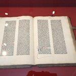 Le musée Plantin-Moretus : la Bible de Gutenberg