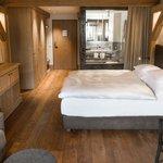 Zimmer (Doppel- od. Einzelzimmer 2.&3. Etage) Typ Wispile