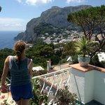 The perfect Hotel on the most perfect Isola di Capri