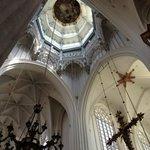 Cathédrale Notre-Dame d'Anvers : la croisée du transept