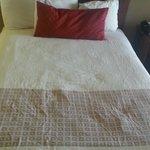 Wrinkled bedding