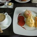 Yummy dominican breakfast!
