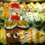 Luxus sushi