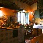 Elena's kitchen (cooking class kitchen)