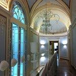 La salle aux miroirs