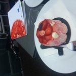 charlotte fraises verveine