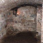 Blair Street Underground Vaults, sadly saw no ghosts