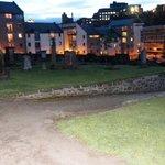 Canongate graveyard, inspiration for JK Rowling?