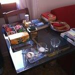 tavolino colazione-ristoro