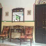 Beautiful furniture and decor