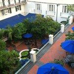 4th Floor Balcony View