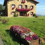 Casa Rural Lurdeia en julio 2014