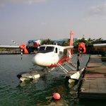 Our seaplane