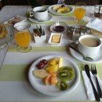 Desayunos exquisitos
