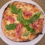 Serrano Pizza - my fave!