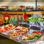 Bourbon Street Dinner Buffet, Mardi Gras Casino, Black Hawk, Colorado