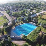 The Mountain View is the Closest Loding to Buffalo's Free Pool, which is the Largest pool in Wyo
