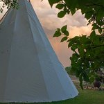 Stay in a Tipi $10 Per Person per night
