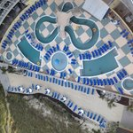Swimming area..
