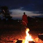 Falo' con masai