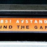 Watch the Gap - Train Station Oslo