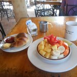 Great breakfast at Marie's