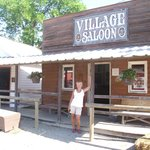Authentic Frontier Town