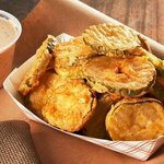Fried Pickles & Chipotle Ranch