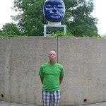 Sculpture Garden University of Nebraska