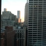 view from room of empire state