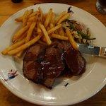 Wrangler steak