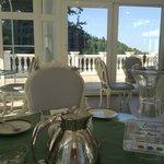 Esplanade - interior - breakfast