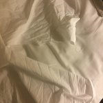 linen ripped