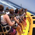 Waverider Lanzarote RIB Experience 2 Hour Coastal Adventure