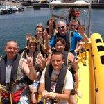Waverider Lanzarote RIB Experience 1 Hour RIB Safari