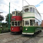 Trams at Lowestoft
