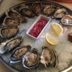 Fantastically fresh and tasty oysters
